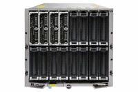 Dell PowerEdge M1000e Blade Chassis + 4x M620 2x E5-2630L 16GB Ram 2x HDD Bays