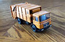 Conrad (German) 1/50th Scale MAN Haller X2 Refuse (Garbage/Waste/Trash) Truck