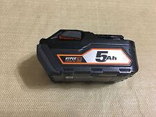 BRAND NEW RIDGID 18V 5 aH High Capacity HYPER Lithium-Ion Battery Model- R840089