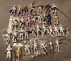 "Star Wars Clone Trooper Lot Of 32 Figures 3.75"""