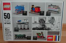 LEGO 4002016 50 Years on Track Limited Edition NEU & OVP