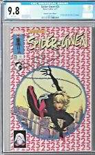 Spider-Gwen #25 CGC 9.8 Ed McGuinness Unknown Comics Unmasked Variant C Cover!