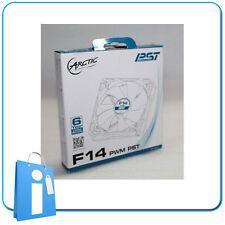 18- Refrigerador Ventilador Auxiliar Case Fan ARTIC F14 PWM PST 140mm 14cm