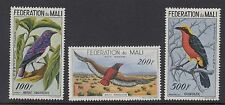 BIRDS : MALI 1960 Airs (Birds) set  SG 10-12 never-hinged mint