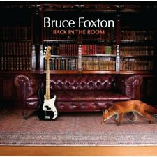 Back In The Room - Bruce Foxton (2012, CD NEUF)