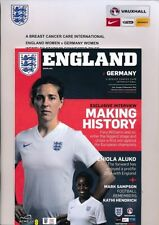 England Women's Football Fixtures