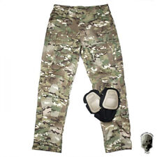 TMC ORG Cutting Gen3 Tactical Pants Combat Trousers w/Knee Pads 2018 Ver Airsoft