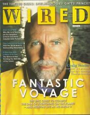 Like New WIRED MAGAZINE August 2004  The Top 100 Geeks Mars Gone Wild This Comm