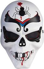 Scorpion Skull Mask Day Dead Muertos Fancy Dress Halloween Costume Accessory