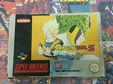 Dragon Ball Z Super Nintendo