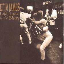 ETTA JAMES : LIFE LOVE & THE BLUES (CD) sealed