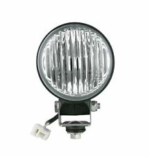Genuine Wesem Universal Halogen Fog Light Lamp With Clear Lens & 12V H3 Bulb