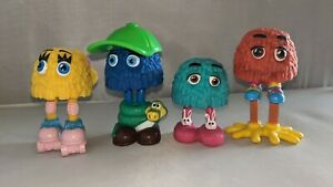 Vtg McDonalds Funny Fry Friends Fry Guys Kids Happy Meal Toys 80s Lot