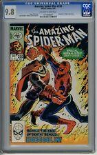 Amazing Spider-Man #250 - CGC 9.8 - Romita Jr. & Janson Art - Marvel - 1984