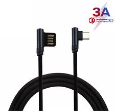 Kabel Winkel 90 Grad USB Type C Neu Laden Samsung A 40 Lenovo Daten Schnell