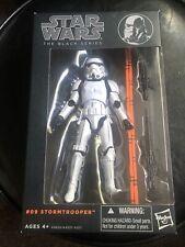 Star Wars Black Series Orange Line #09 Imperial Stormtrooper Classic 1st Edition