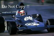 Jackie Stewart Tyrell 005 Dutch Grand Prix 1973 Photograph 2