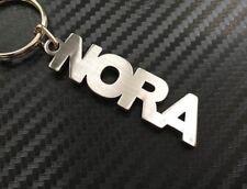 Nora Personalisierter Name Schlüsselanhänger Schlüsselbund Schlüssel nach Maß