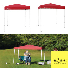 4x6 Instant Canopy Outdoor Cover Shade Gazebo Tent Waterproof Patio Furniture Us