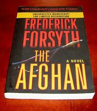 The Afghan by Fredrick Forsyth **1st Ed. Uncorrected Proof **Advance Reader ARC