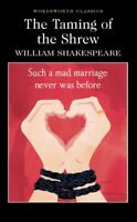 The Taming of the Shrew by William Shakespeare (Paperback, 1993) New Cheap Book