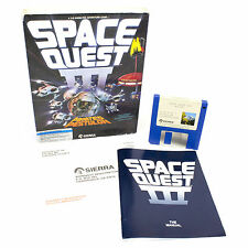 SPACE QUEST III: i Pirati di pestulon per PC/Tandy, 1989, AVVENTURA, FANTASCIENZA