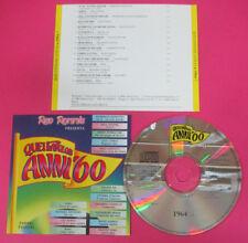 CD Compilation Quei Favolosi Anni'60 1964-5 ENNIO MORRICONE MINA no lp mc(C14*)
