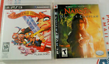 Ps3 games Fairytale Fights (Sony PlayStation 3, 2009) bonus