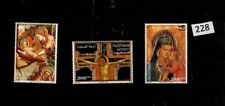 # PALESTINE - MNH - GOLD - ART - CHRISTMAS - EASTER - RELIGION