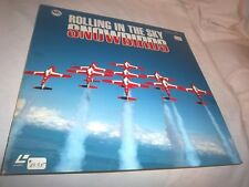 ROLLING IN THE SKY/SNOWBIRDS-AEROBATIC FLIGHT-LASERVISION SM058-3098 JAPAN LD