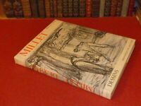 [ARTS XIXe] ROSELINE BACOU / JEAN-FRANCOIS MILLET DESSINS Beau Livre Rare 1975
