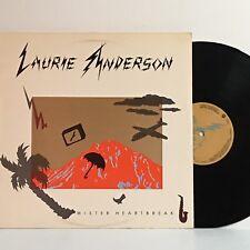 Laurie Anderson MISTER HEARTBREAK 1984 Warner Bros. LP EX