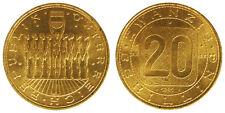 AUSTRIA Österreich 20 SCHILLING 1981 NINE PEOPLE STANDING  #2725
