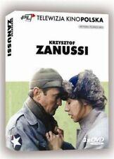 Krzysztof Zanussi - (Polish Cinema) - BOX 3 DVD,s - Region ALL