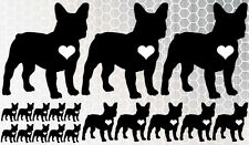 18x Car Sticker French Bulldog french Bulldog Bulli Bully French dog