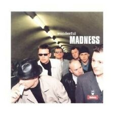 """MADNESS """"WONDERFUL"""" DELUXE 2 CD EDITION NEW!"""