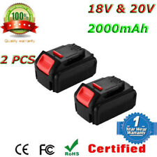 2x 2Ah 18V Volt XR Li-ion Battery for Dewalt DCD785 DCB182 DCF885 DCB180 DCB203