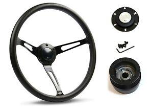 SAAS Steering Wheel SW25910 & boss for Holden Monaro HK HT HG 1968-1971