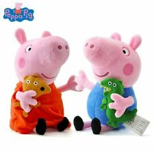 Peppa Pig Full Family George Daddy Mummy 19cm Plush Soft toys Gifts Charact
