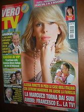 Vero Tv.ALESSIA MARCUZZI,FRANCESCO ARCA, EMANUELA FOLLIERO,ANNA FAVELLA,AMADEUS
