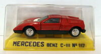 Joal 1/43 Appx Scale Vintage diecast - 117 Mercedes Benz  C-111 Red