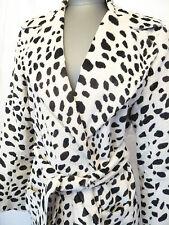 Traje de Chaqueta chaqueta/Falda blanco y negro - PETROVICH ROBINSON - T. 38/40