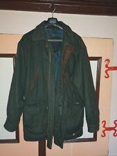 Bush Jagd Jacke Luxus / SympaTex / Loden Wolle & Cashmere Top Zustand Gr. 56