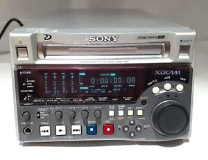 Sony PDW-1500 XDCAM Compact Deck Recorder