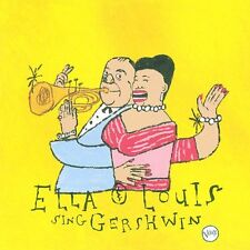 Sing Gers - Ella Fitzgerald, Louis Armstrong CD VERVE