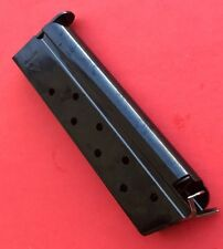 MECGAR MAGAZINE MGCGOV10B COLT 1911 GOV'T 10mm 8 Round BLUED