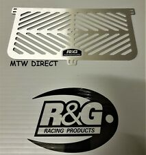 R&G RACING Stainless Oil Cooler Guard FOR BMW S1000R (2017)
