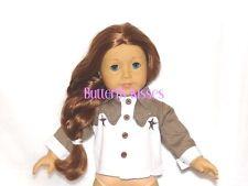 Rhinestone Cowboy Girl Western Shirt 18 in Doll Clothes Fits American Girl