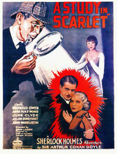 A STUDY IN SCARLET 1933 Mystery Thriller Movie Film PC Windows Mac INSTANT WATCH