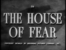 The House of Fear 1939 William Gargan, Irene Hervey region free dvd